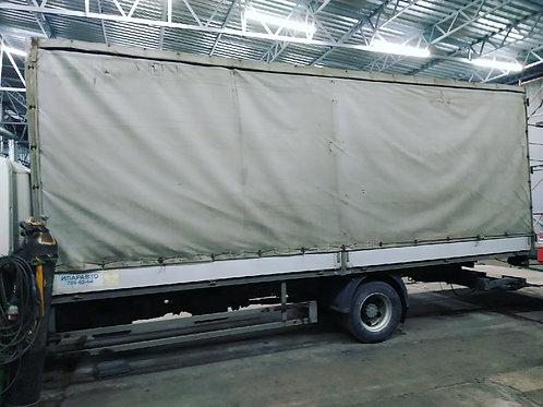 Ремонт тента для Hino 5 метров