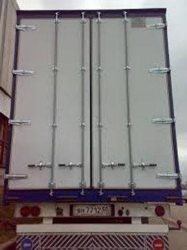 Ворота на фургон от2.5м. 8 петель грузового авто