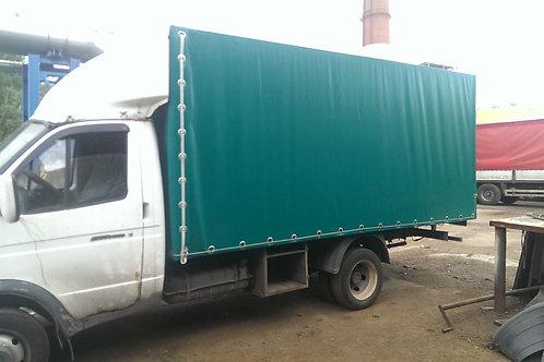 Тент 4 м, на коммерческий транспорт