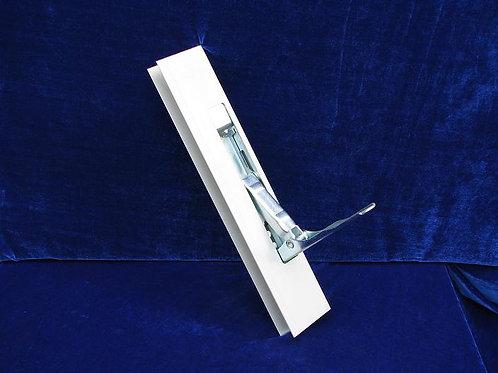 Стойка бортовая алюмин. с замком L = 800 мм ( левая / правая)