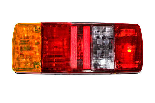 Фонарь задний л/п без кабеля универсальный (0205R, BML020)
