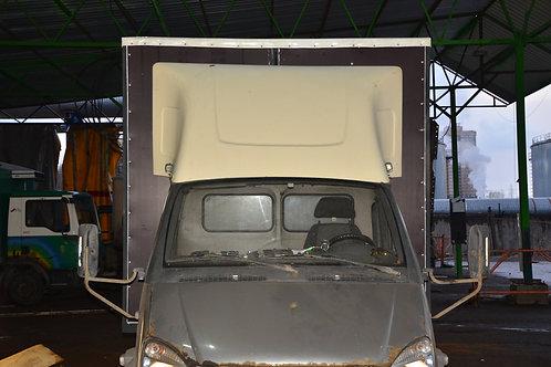 Промтоварный фургон из ламинированной фанеры