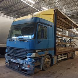 Ворота на Mercedes от 2.5м 48000 руб.