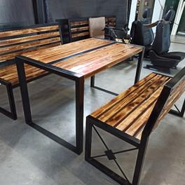 Садовый стол  160*90*75 см  8000 руб.