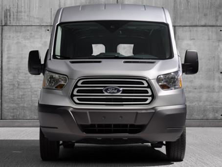 Ford Transit обновился