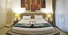 Villa amidala blue room