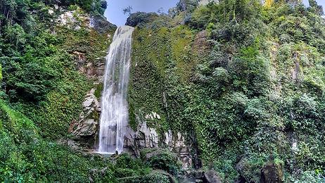 Laiwi waterfall
