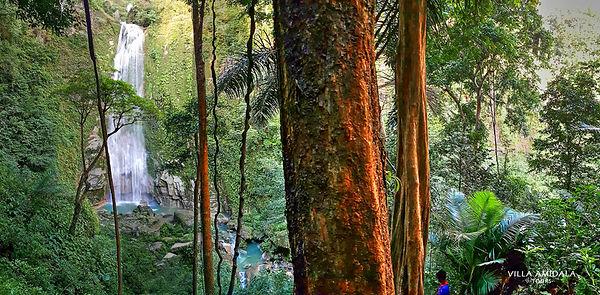 Laiwi Waterfall, Air Terjun Laiwi, Sumba