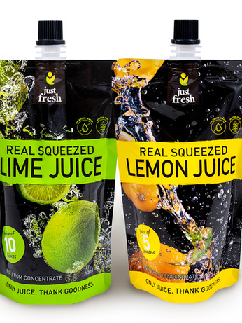 Real Squeezed - Lemon and Lime - Front.j