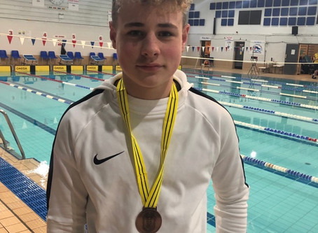 30 medals at County Champs 2019