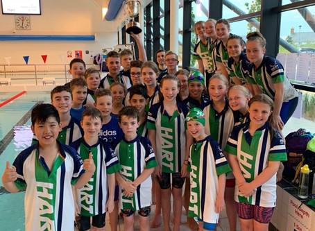 Winners: Premier Junior Rother League