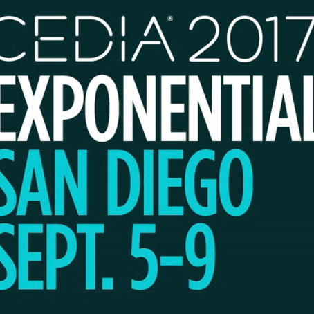Don't Miss our CEDIA 2017 Workshops