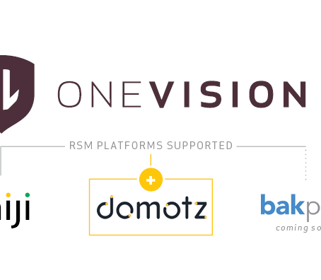 OneVision Adds Domotz Support