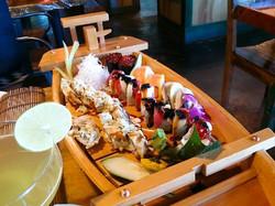 shjoko sushi boat