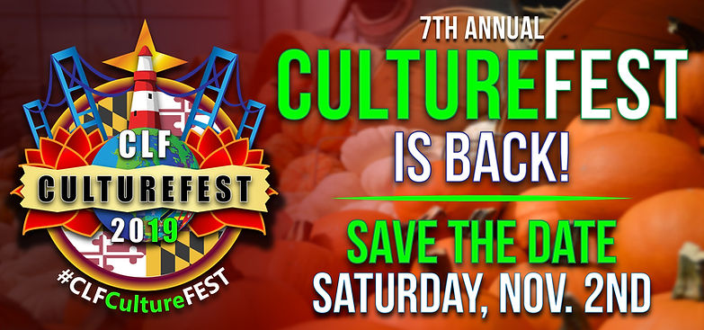 7th Annual CultureFEST 2019 Save the Dat