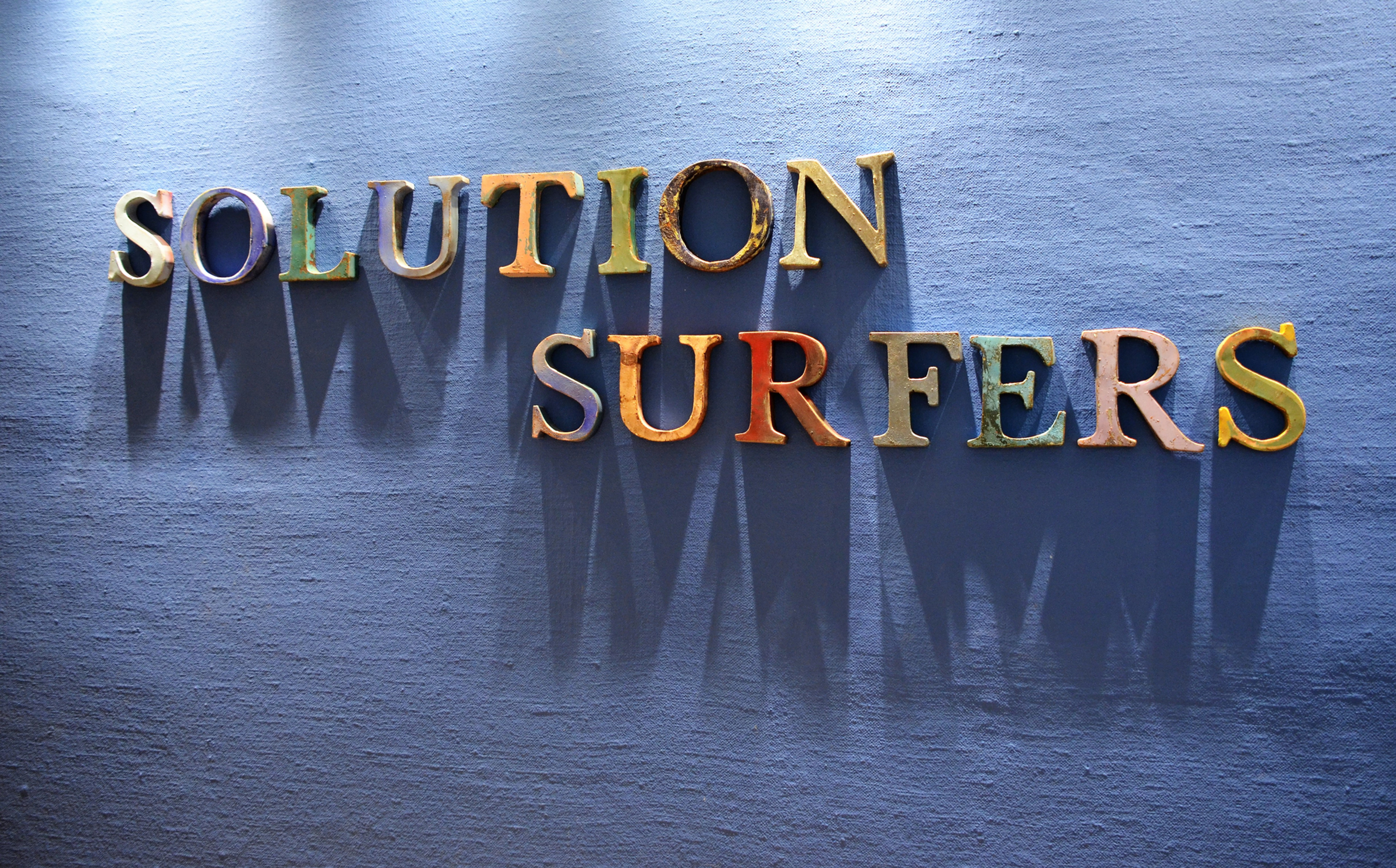 Surfer kennenlernen