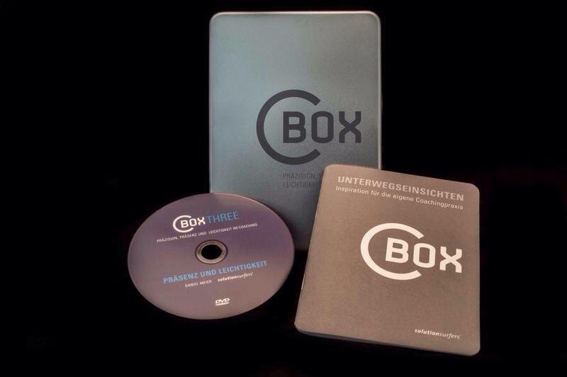C-Box – THREE «Präsenz und Leichtigkeit»