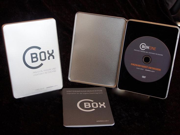 C-Box – Präzision, Präsenz und Leichtigkeit im Coaching Das Meisterpaket: C-Box