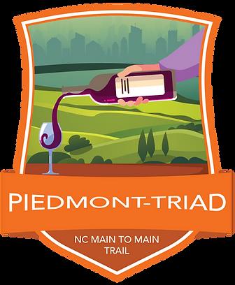 PIedmont Region Main to Main Trail Badge