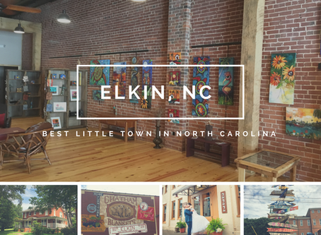 This quaint small town in North Carolina is calling your name, and you should answer, here's why...