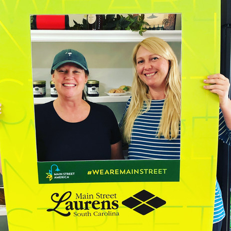 We are Laurens Business