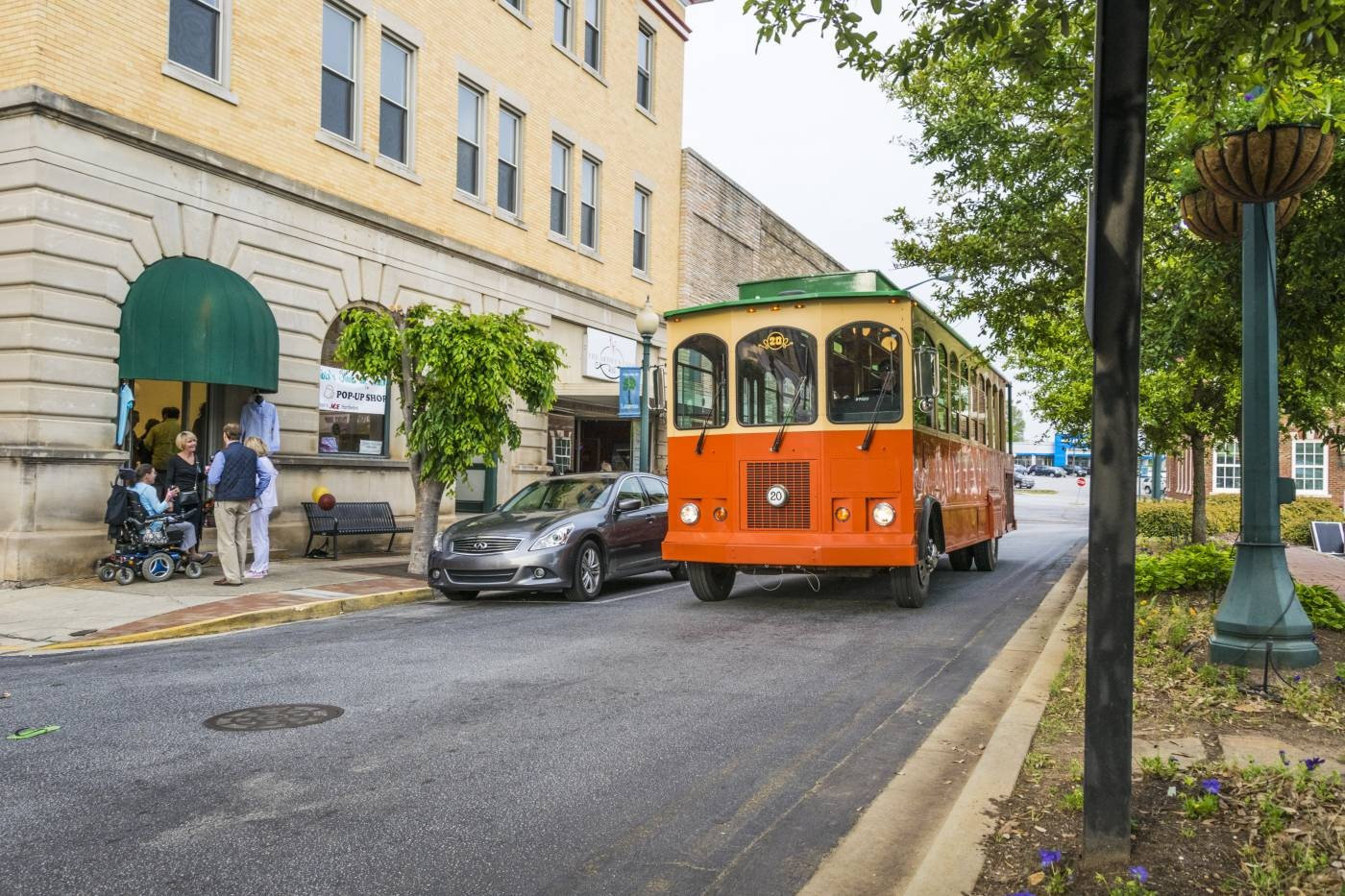 Trolley Rental