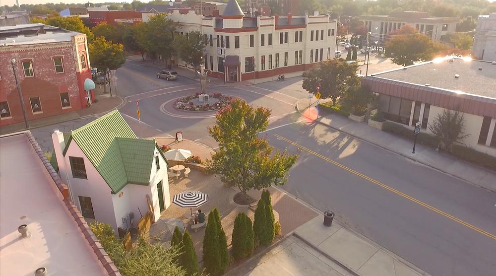 Downtown Reidsville