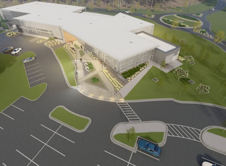 RCC unveils exterior design of $19 million Center for Workforce Development