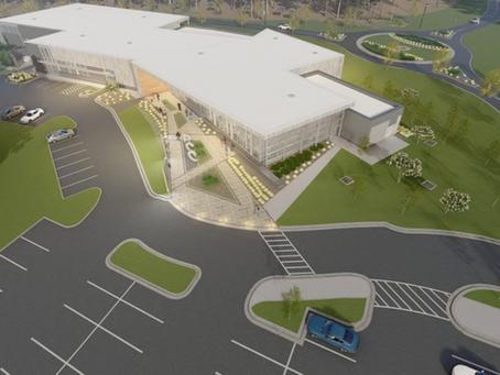 RCC unveils exterior design of $19 million Center for Workforce Development