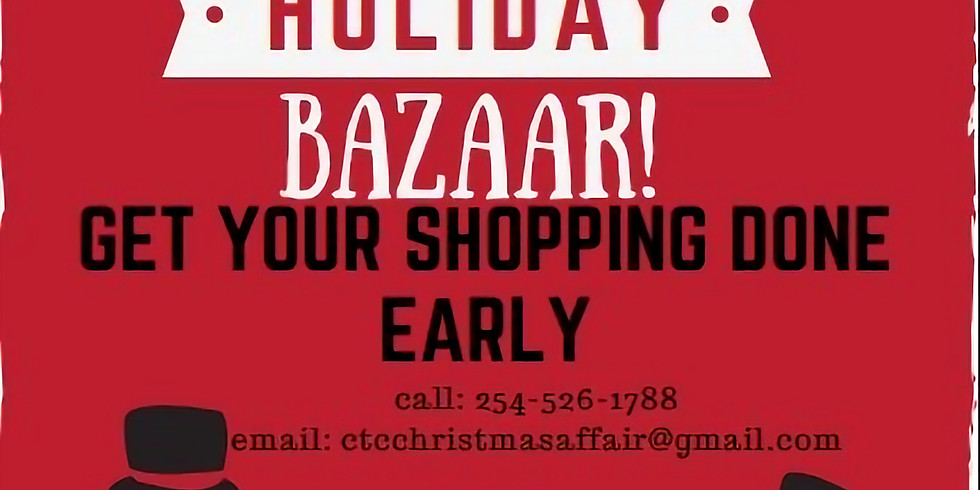 CENTRAL TX COLLEGE NET IMPACT 5TH ANNUAL CHRISTMAS HOLIDAY BAZAAR