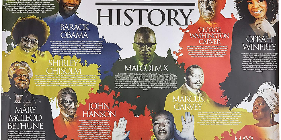 138 Day's of Black History Trivia Game