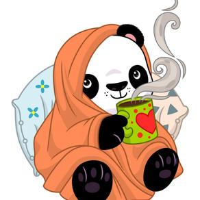 My Blanket, Tea & Me!