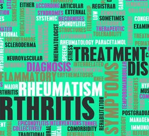Living with RA - Rheumatoid Arthritis
