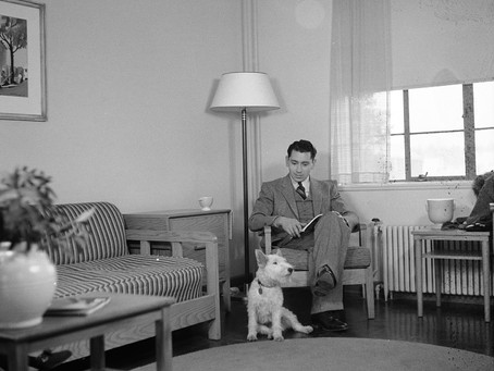#MuseumFromHome  Dogs and Pets in Greenbelt - A Brief History