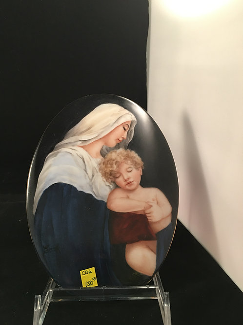 CB6  MOTHER AND CHILD