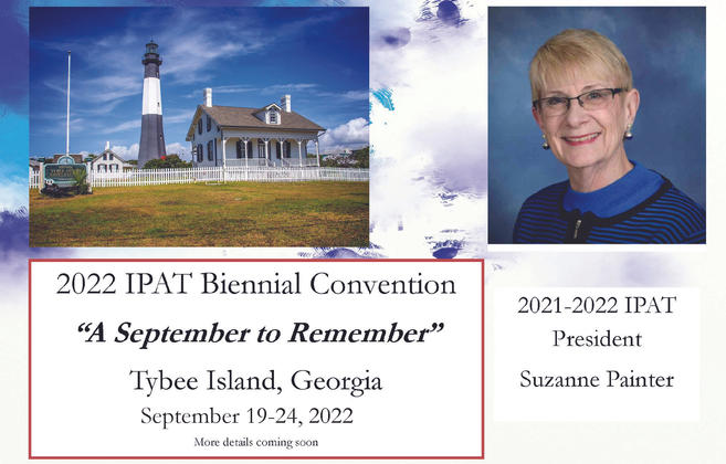 IPAT 2022  Biennial Convention