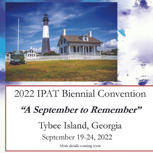 2020 IPAT  Biennial Convention