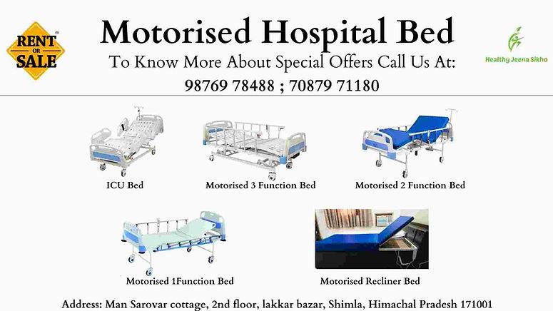 Motorised Hospital bed on rent in shimla.jpg