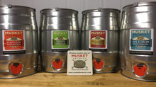 """MUSKET"" beers in for the Whitsun Bank Holiday weekend!!"