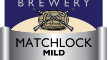 "Matchlock Mild, new for CAMRA's ""Mild In May"""