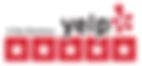 Egoderm Facial Spa 5 start on Yelp.png