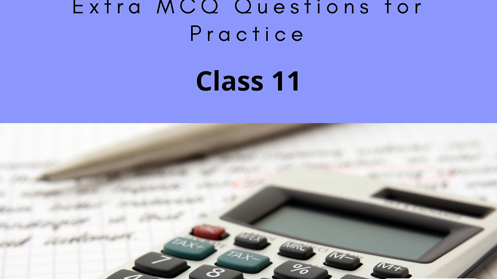 Cash Book (MCQ Questions)