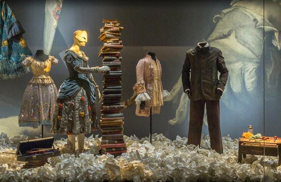 Les Contes d'Hoffmann, 2015, in L'Opéra Comique et ses trésors Centre National du Costume de scène, Moulins sur Allier
