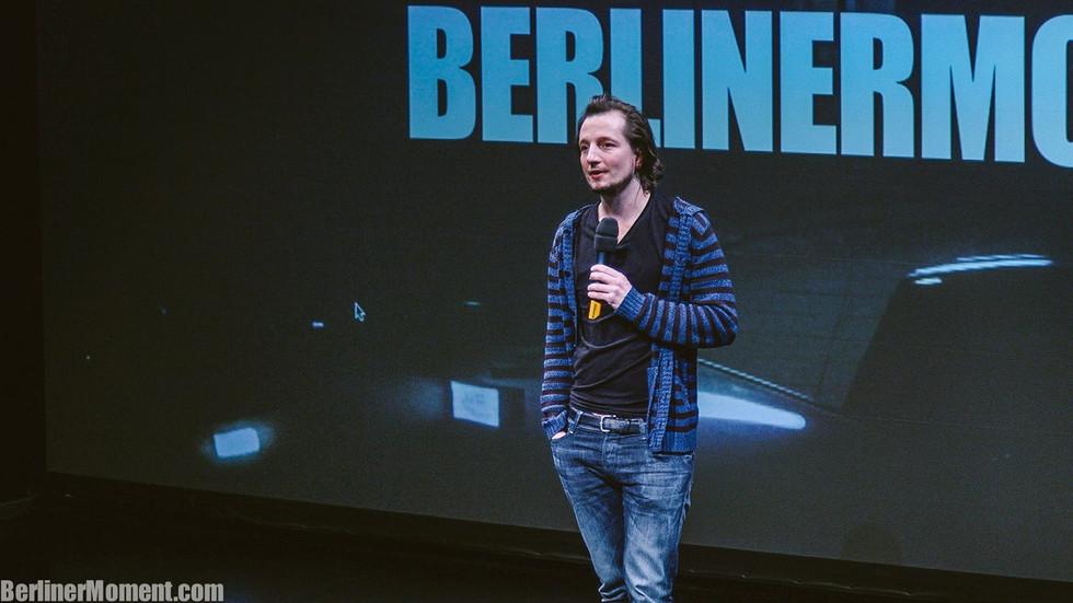 BerlinerMOment in RADIALSYSTEM V