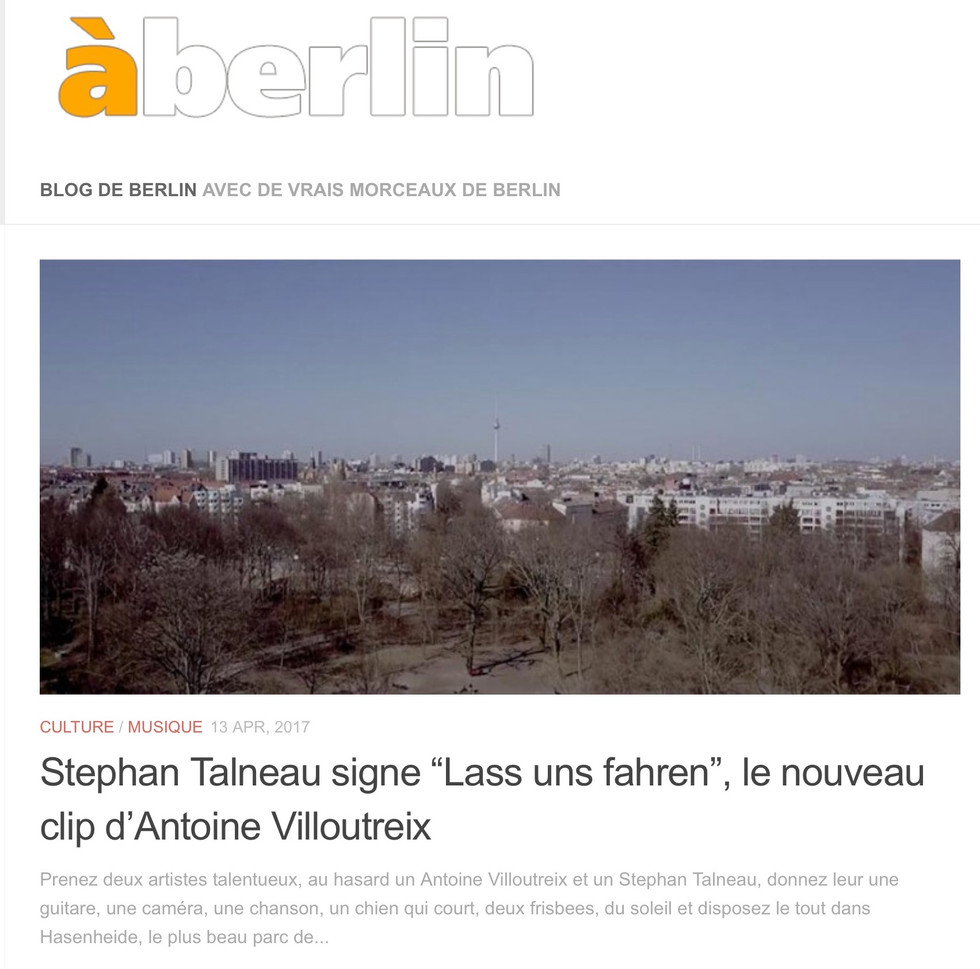 "Article in ""aberlin.fr"""