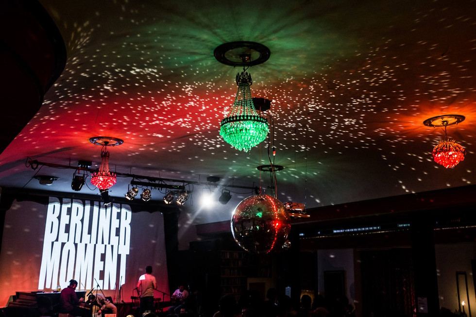 BERLINERMOMENT Live: Syrian Music in Berlin