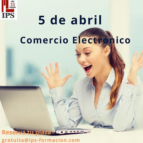 ADGG010PO COMERCIO ELECTRÓNICO. CONVOCATORIA 2018