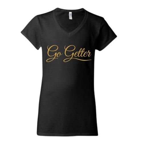 Go Getter Tee - Ladies