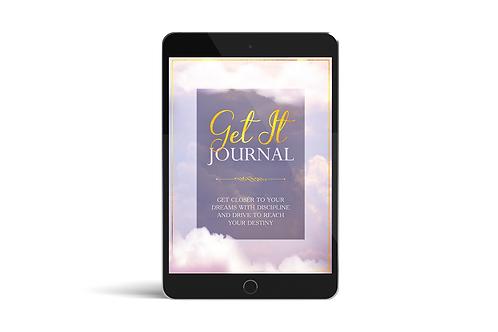 Get It™ journal for Women - Digital