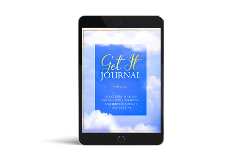 Get It™  journal Digital Bundle for Men and Women